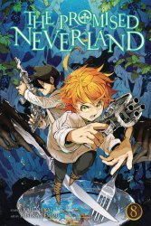 Viz Media's The Promised Neverland Soft Cover # 8