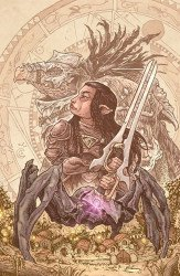 Archaia Studios Press's Jim Henson's Dark Crystal: Age of Resistance Issue # 2c