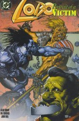 DC Comics's Lobo: Portrait of a Victim Issue # 1