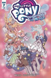 IDW Publishing's My Little Pony: Legends of Magic Issue # 7b