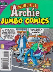 Archie Comics Group's World of Archie: Double Digest Magazine Issue # 81