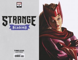 Marvel Comics's Strange Academy Issue # 4d