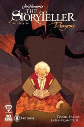 Archaia Studios Press's Jim Henson's The Storyteller: Dragons Issue # 1d