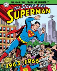 IDW Publishing's Superman: Silver Age Sundays  Hard Cover # 2