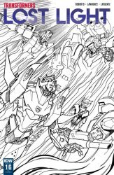 IDW Publishing's Transformers: Lost Light Issue # 16ri