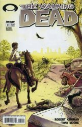 Image Comics's The Walking Dead Issue # 2