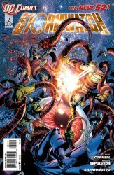 DC Comics's Stormwatch Issue # 2