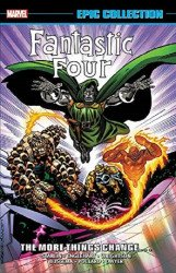 Marvel Comics's Fantastic Four: Epic Collection TPB # 18