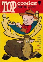 Gold Key's Top Comics: Porky Pig Issue # 1