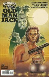 BOOM! Studios's Big Trouble In Little China: Old Man Jack Issue # 3