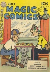 David McKay Publications's Magic Comics Issue # 120