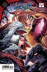 Marvel Comics's King in Black: Gwenom vs Carnage Issue # 3