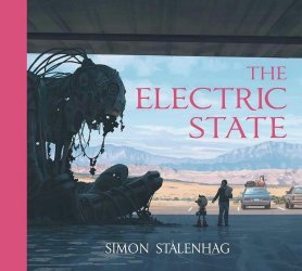 Atria Books's The Electric State Hard Cover # 1
