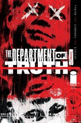 Image Comics's Department of Truth Issue # 1 - 5th print