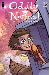 Image's Oddly Normal Issue # 3b