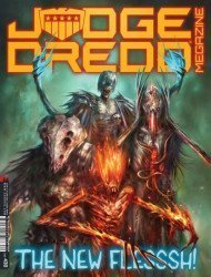 Rebellion's Judge Dredd Megazine Issue # 430