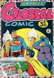 K.G. Murray Publishers's Colossal Comic Issue # 33