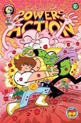 Action Lab Entertainment's Powers in Action Issue # 3