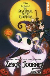 Tokyo Pop/Mixx's Tim Burton's Nightmare Before Christmas: Zero's Journey Soft Cover # 1