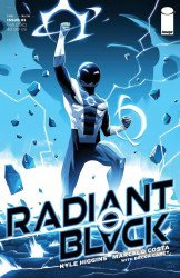 Image Comics's Radiant Black Issue # 2d