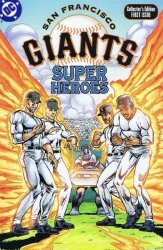 DC Comics's San Francisco Giants: Super Heroes Issue # 1