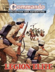 D.C. Thomson & Co.'s Commando: For Action and Adventure Issue # 3386