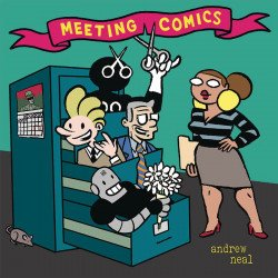 Adhouse Books's Meeting Comics Soft Cover # 1