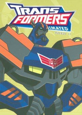 Animated Tpb Transformers 2008 Series #3 Near Mint