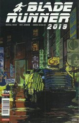 Titan Comics's Blade Runner 2019 Issue # 1b