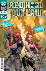 DC Comics's Red Hood: Outlaw Issue # 42