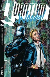 Valiant Entertainment's Quantum & Woody Issue # 4b