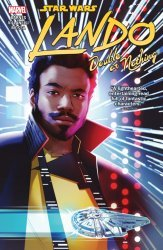 Marvel Comics's Star Wars: Lando - Double or Nothing TPB # 1