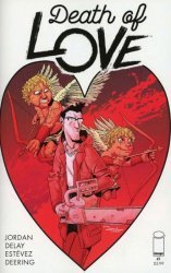 Image Comics's Death of Love Issue # 1