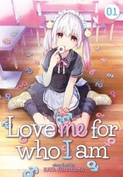 Seven Seas Entertainment's Love Me For What I Am Soft Cover # 1