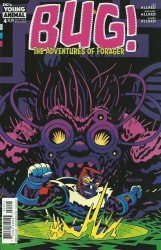 DC Comics's Bug: The Adventures of Forager Issue # 4b