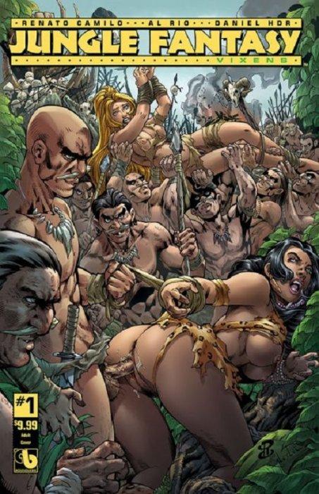 Fantasy comic porn — pic 3