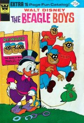Gold Key's Beagle Boys Issue # 23whitman
