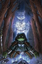 IDW Publishing's TMNT: The Last Ronin Issue # 2cyn city