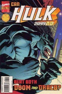 Marvel Comicss Hulk 2099 Issue 7