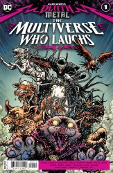 DC Comics's Dark Nights: Death Metal - Multiverse Who Laughs Issue # 1