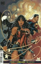 DC Comics's Justice League Issue # 28b