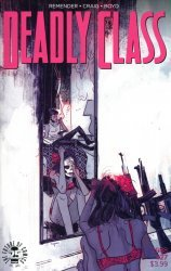 Image Comics's Deadly Class Issue # 27b