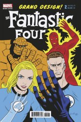 Marvel Comics's Fantastic Four: Grand Design Issue # 2b