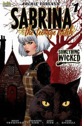 Archie Comics Group's Sabrina the Teenage Witch: Something Wicked Issue # 1e
