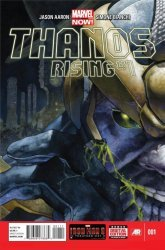 Marvel's Thanos Rising Issue # 1