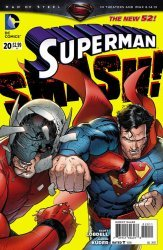 DC Comics's Superman Issue # 20