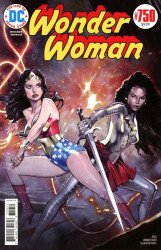 DC Comics's Wonder Woman Issue # 750e