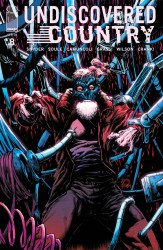 Image Comics's Undiscovered Country Issue # 8b