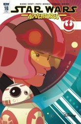 IDW Publishing's Star Wars Adventures Issue # 16ri