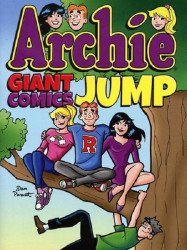 Archie Comics Group's Archie Giant Comics: Jump TPB # 1